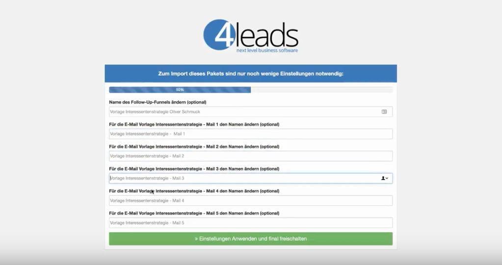 Erfahrungen mit 4Leads