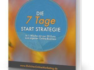 Die-7-Tage-Strategie von Ben Ahlfeld