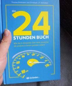 Buch Das 24 Stunden Buch von Thomas Klußmann
