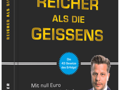 Cover Reicher als die Geissens von Alex Düsseldorf Fischer