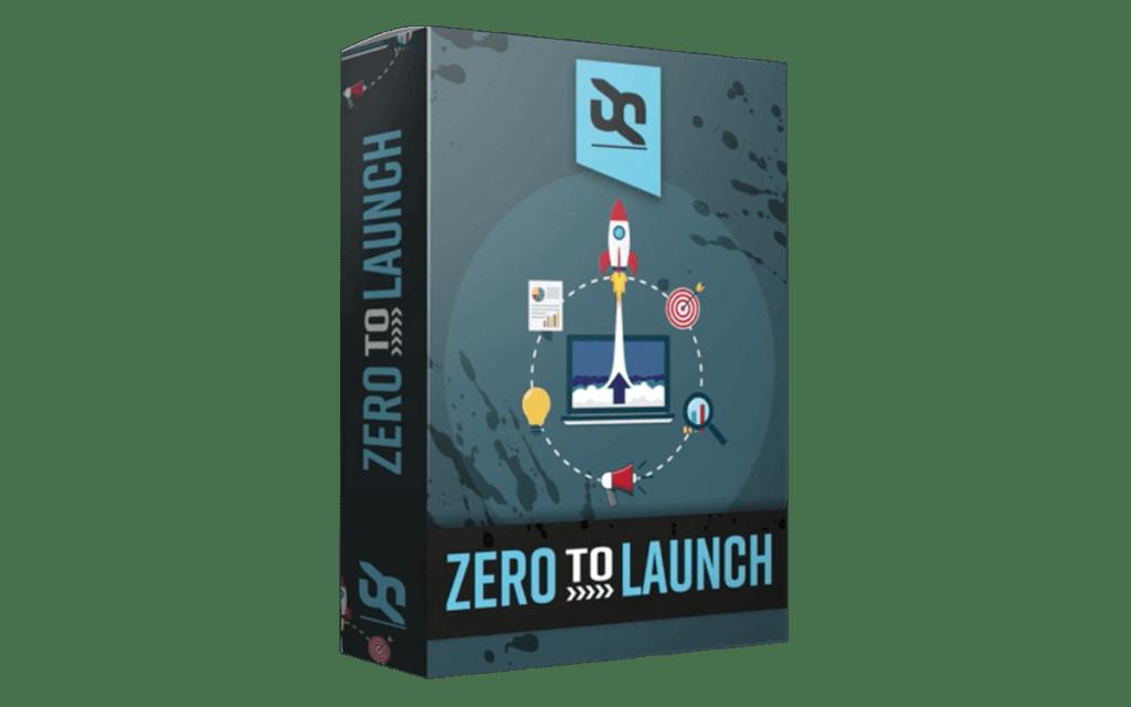 Zero to Launch von Said Shiripour