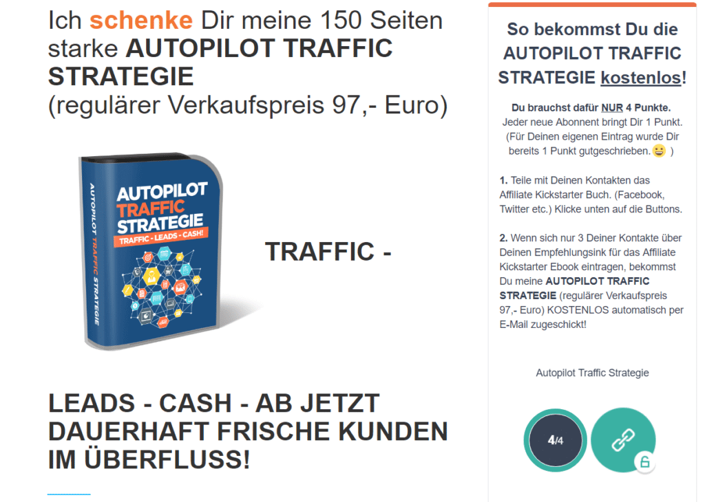 autopilot-traffic Strategie von Torsten Jaeger