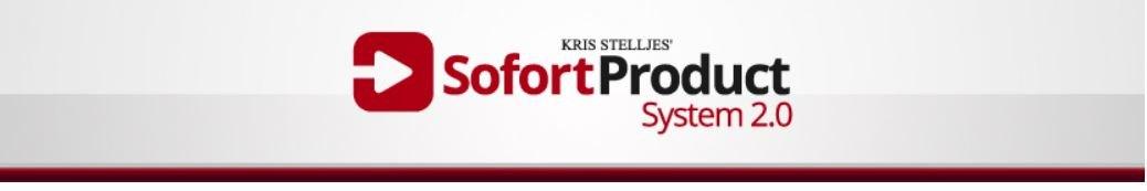 Sofort Produkt System 2.0 von Kris Stelljes