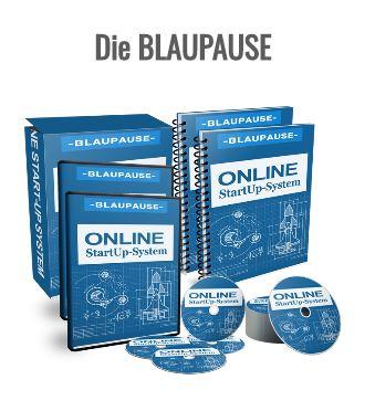 """""""Blaupause"""" von Stevka Scheel"""