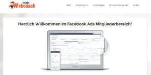 Nico Lampe - Facebook Ads Erfahrungen und Test
