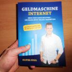 Buch von Oliver Pfeil – Geldmaschine Internet