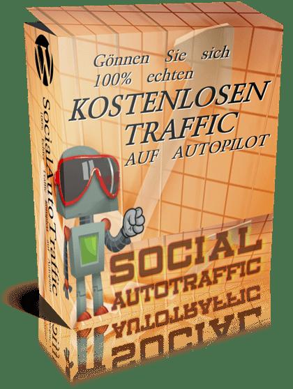Unsere Erfahrungen und Test mit dem Social Autotraffic