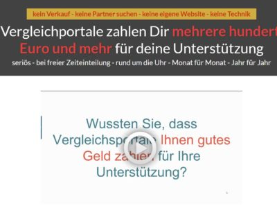 Enrico Schuetz - Vergleichsportal