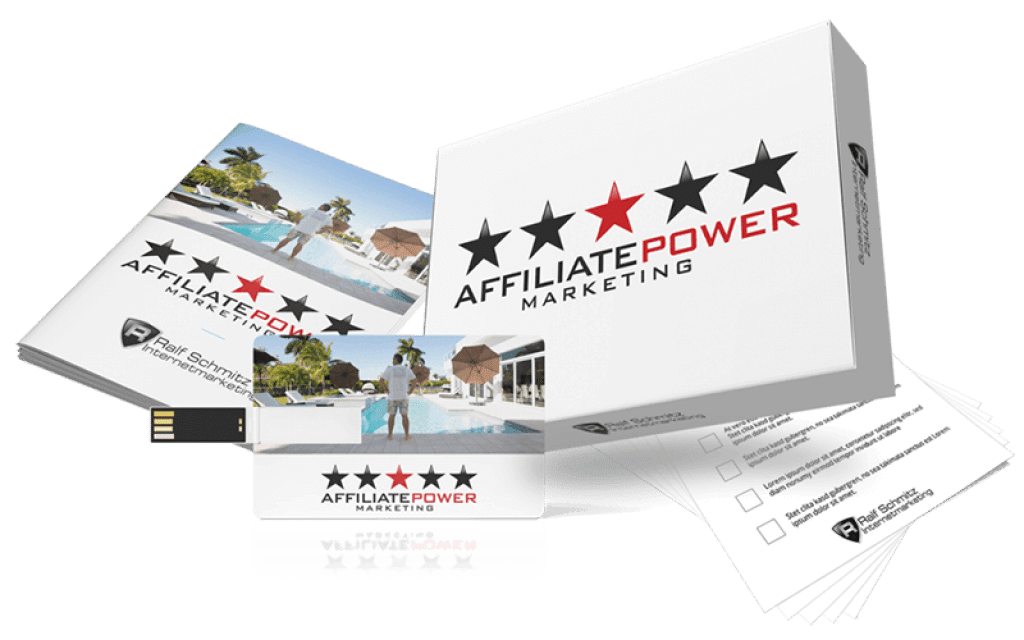 Affiliate-Power-Marketing-Box von Ralf Schmitz