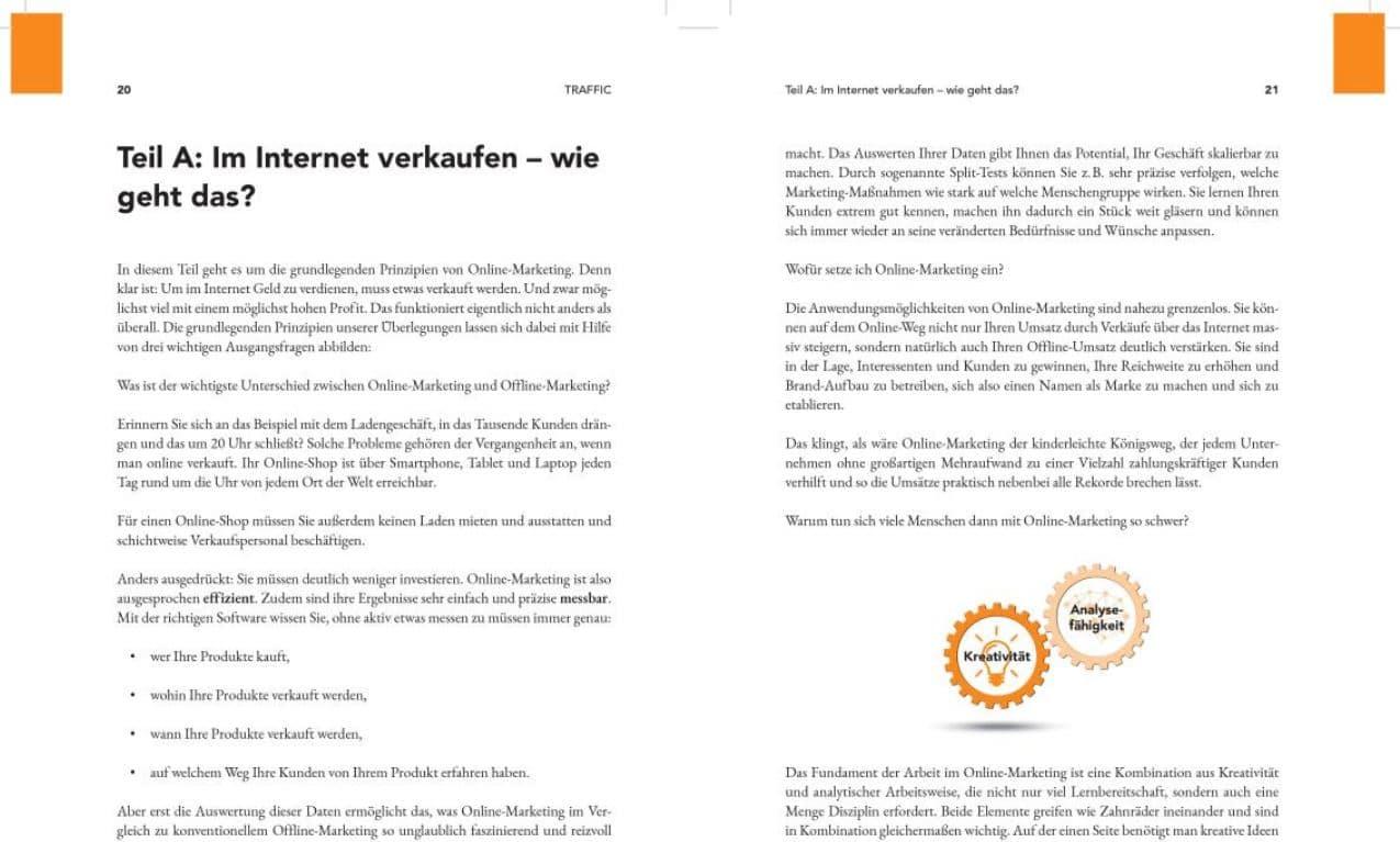Blick ins Buch: Traffic von Marcel Knopf