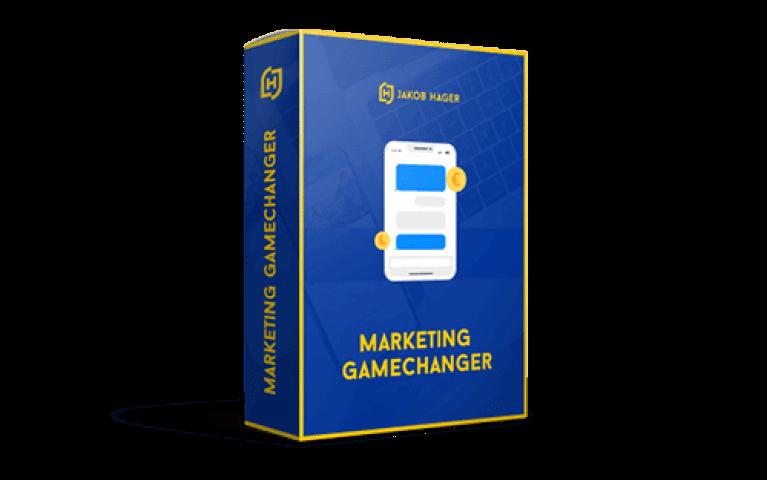 Marketing-Gamechanger von Jakob Hager