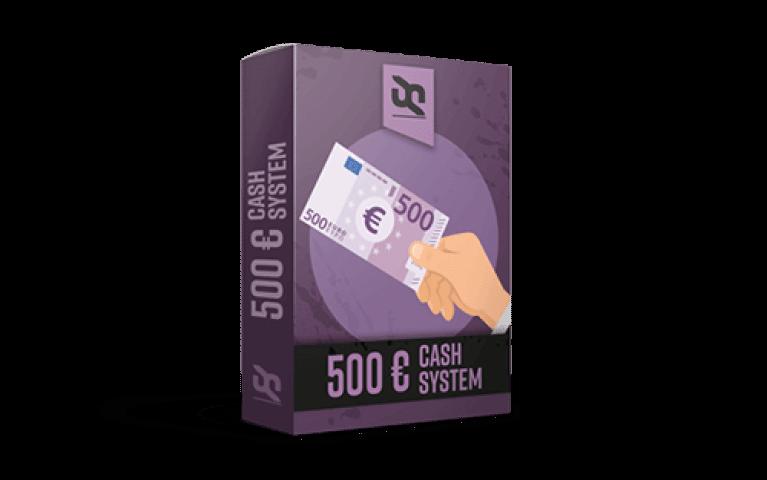 Said Shiripour 500Euro-CashSystem