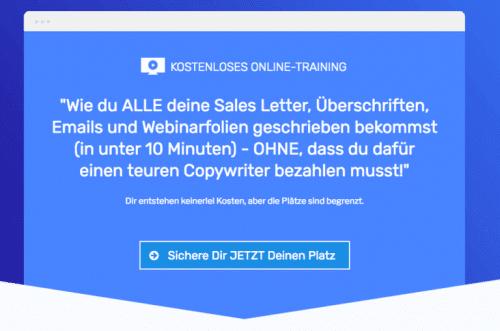 Kris Stelljes CopyBuilder Webinar