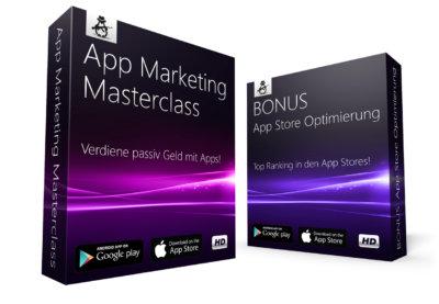 """Im Test: """"App Marketing Masterclass – Passives Einkommen mit Apps"""" von Pascal Rähse"""