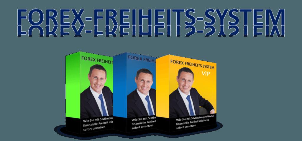 Jürgen Wechsler: Forex-Freiheits-System (für 1€ testen)