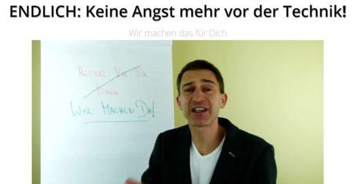 """Eric Promm: Grundpaket """"Technik"""" für Marketer"""