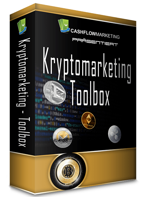 Eric Promm: Die Krypto-Marketing Toolbox