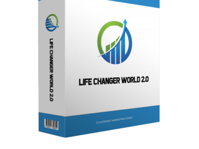 """Life Changer World 2.0"" von Marko Slusarek"