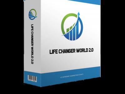 """""""Life Changer World 2.0"""" von Marko Slusarek"""