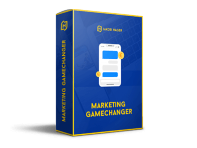Jakob Hager: Marketing Gamechanger