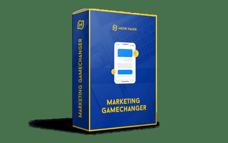 Jakob Hager: Marketing Gamechanger