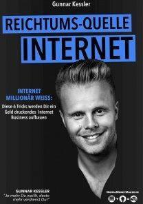 [kostenloses eBook] Gunnar Kessler: Reichtums-Quelle Internet