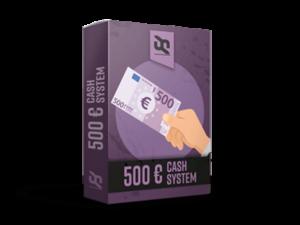 Said Shiripour: 500€ CashSystem