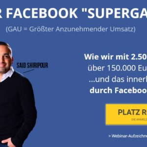 Said Shiripour: DER FACEBOOK