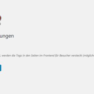 im Test: eBuToo: SeoTagMonster Pro 8