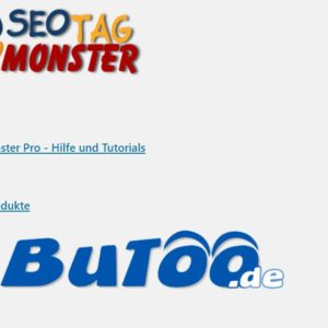 im Test: eBuToo: SeoTagMonster Pro 7