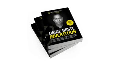 """Patrick Greiner: """"Deine beste Investition"""""""