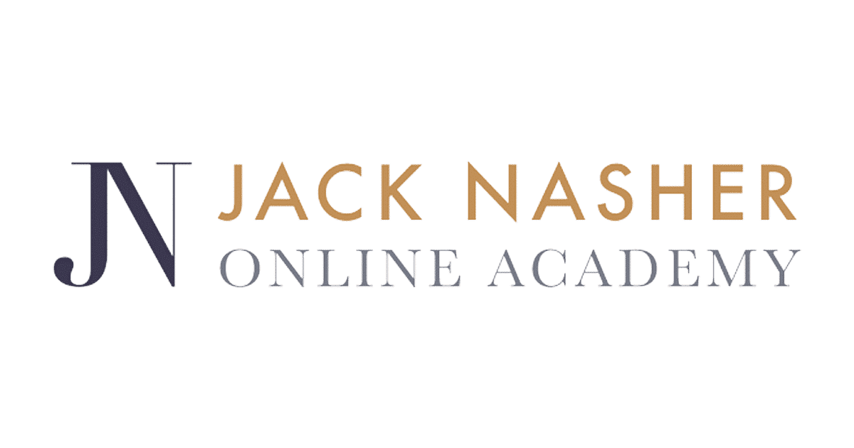 David Gross: Die Jack Nasher Online Academy