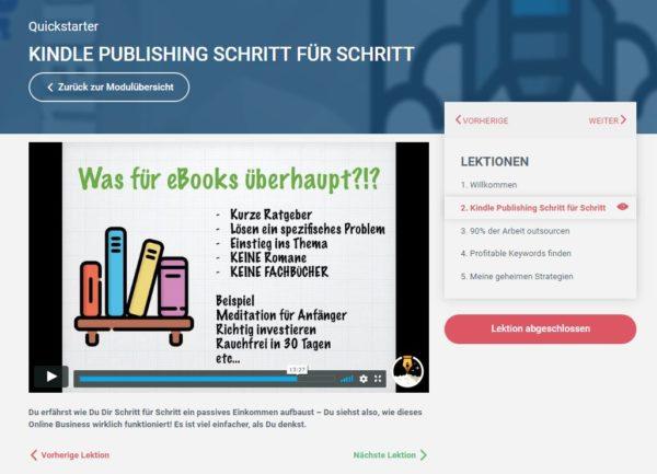 [Im Test] Alexander Reinhardt: Der Kindlepreneur Quickstarter