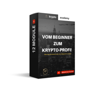 Andreas May: Krypto Academy – Vom Beginner zum Krypto-Tradingprofi