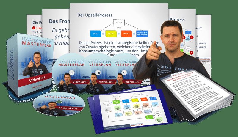 David Seffer: Lead und Conversion Masterplan