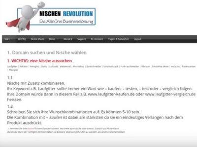 """Im Test: """"Nischen Revolution"""" von Michael Gluska und Henry Landmann"""