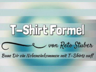 """Im Test: """"T-Shirt Formel"""" von Reto Stuber"""
