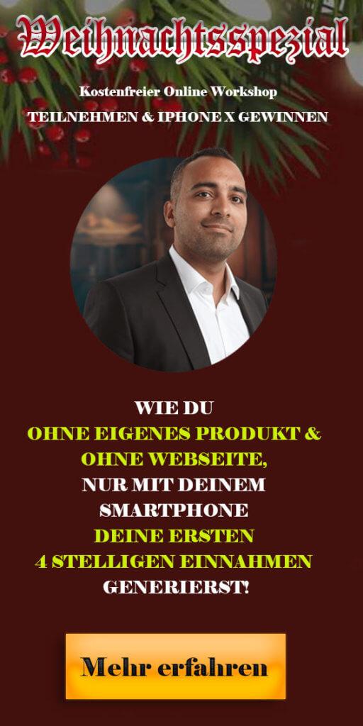 said Shiripour Smartphone-Business