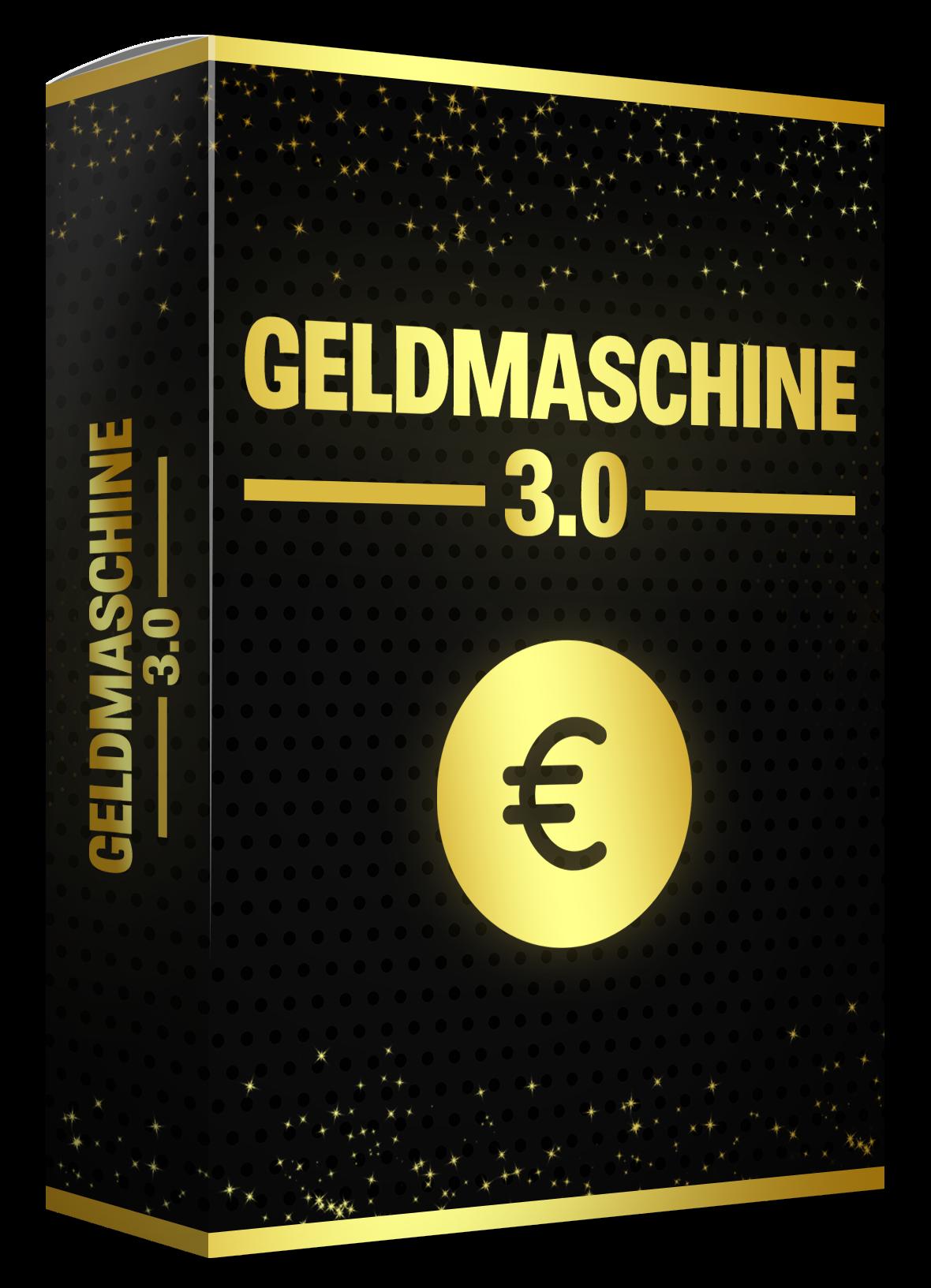 Geldmaschine 3 von Jonas Tausendfreund.
