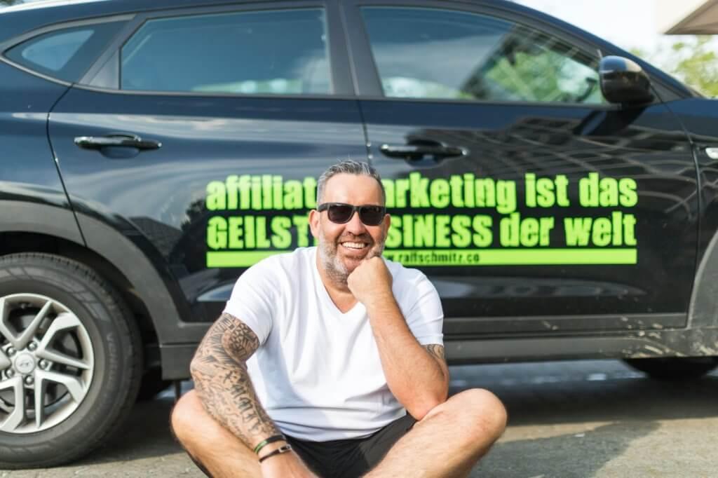 Die Lizenz zum Geld verdienen- Foto von Ralf Schmitz.