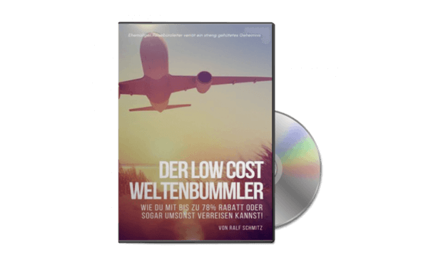 Low-Cost-Weltenbummler-Erfahrungen Cover.