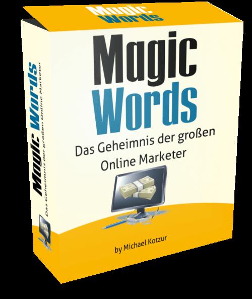 Magic Words von Michael Kotzur Erfahrungen