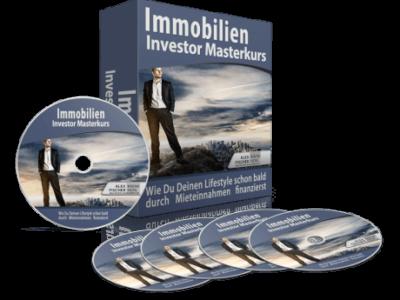 Immobilien-Investor-Masterkurs von Alex Fischer.
