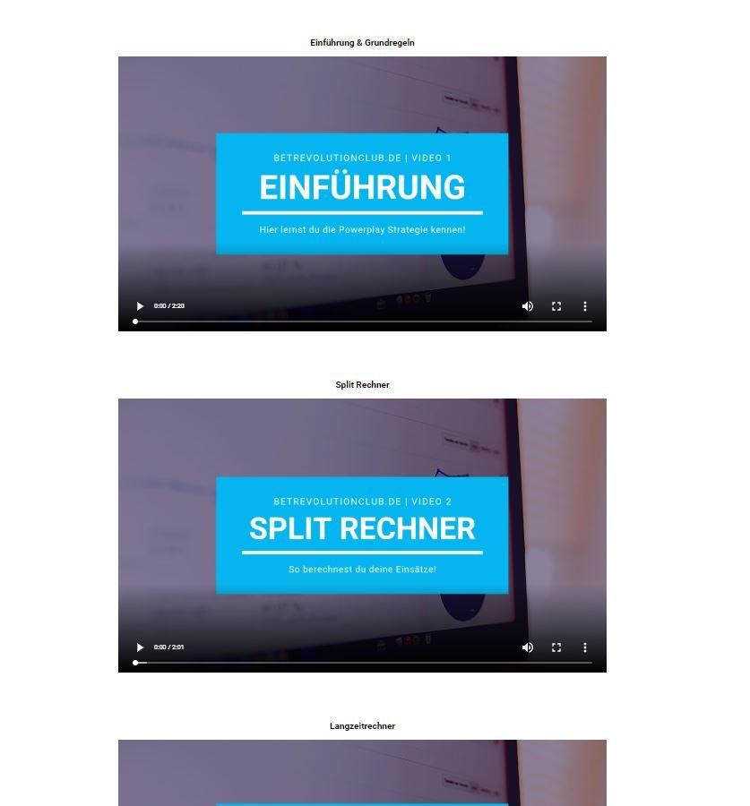 Powerplay Strategie - Ein Einblick.