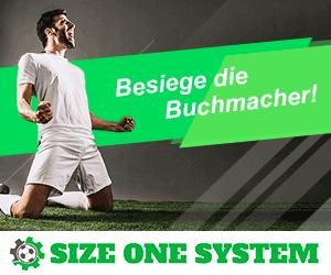 Size One System: Besiege die Buchmacher