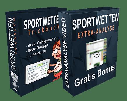 Sportwetten-Trickbuch und der Südamerika-Strategie