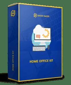 Home-Office-Kit von Jakob Hager - Titelbild.