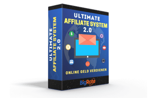 Ultimate-Affiliate-System-2.0 von Jonas Klaholz - Cover.