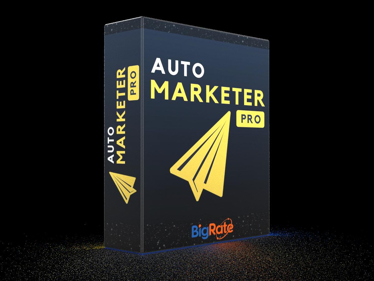 AutoMarketer von BigRate und Jonas Klaholz.