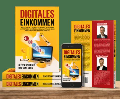 Digitales Einkommen: Das Buch zum Aufbau deines eigenen Online-Geschäfts.
